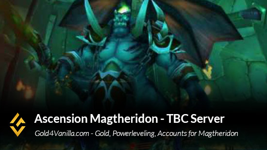 Ascension Magtheridon Server Info