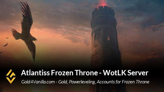 Atlantiss Karazhan Server Info