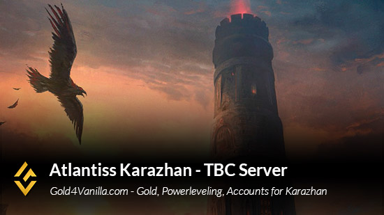 Atlantiss Karazhan Server Info