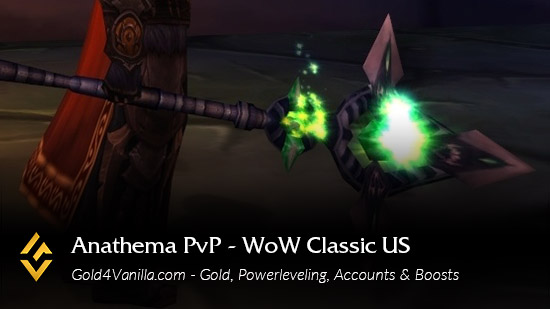 Realm Information for Anathema PvP US