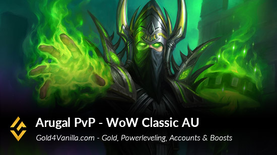 Realm Information for Arugal PvP Australia & Oceania