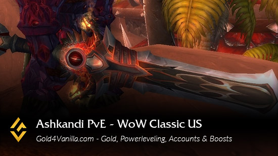 Realm Information for Ashkandi PvE US