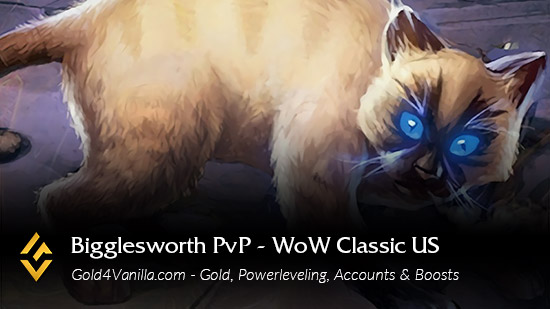 Realm Information for Bigglesworth PvP US