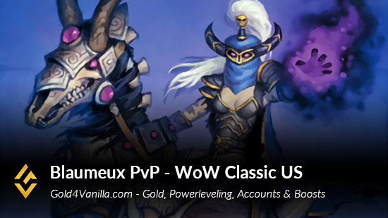 Realm Information for Blaumeux PvP US