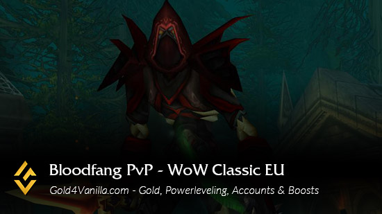 Realm Information for Bloodfang PvP EU