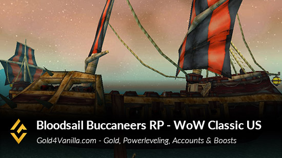 Realm Information for Bloodsail Buccaneers RP US