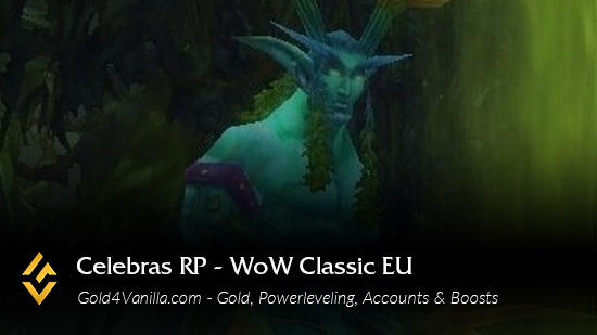 Realm Information for Celebras RP EU