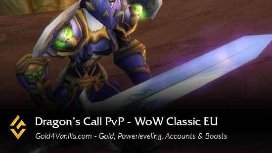 Realm Information for Dragon's Call PvP EU