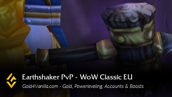 Realm Information for Earthshaker PvP EU