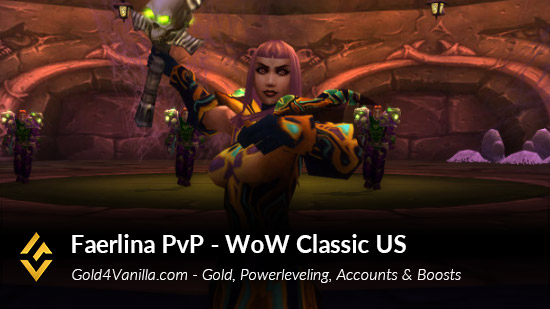 Realm Information for Faerlina PvP US