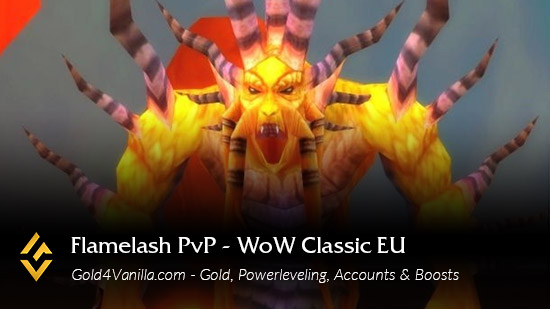 Realm Information for Flamelash PvP EU