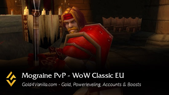 Realm Information for Mograine PvP EU