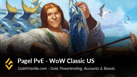 Pagle Gold, Level 30-60 Accounts, Boosts - WoW Clasic US PvE