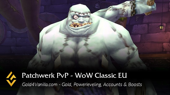 Realm Information for Patchwerk PvP EU