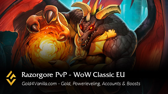 Realm Information for Razorgore PvP EU
