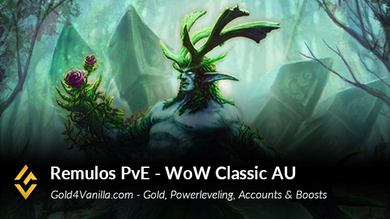 Realm Information for Remulos PvE Australia & Oceania