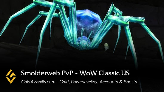 Realm Information for Smolderweb PvP US