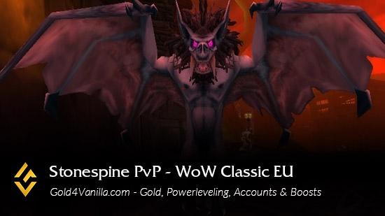 Realm Information for Stonespine PvP EU