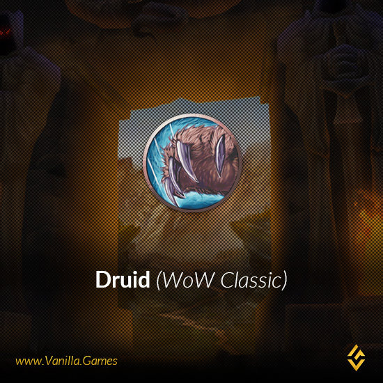 Buy Level 60 Tauren Druid Male Chromie PvE EU WoW Classic from Gold4Vanilla.com (ID: EUCRM0167)