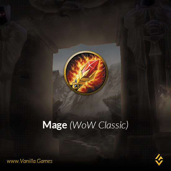 Buy Level 60 Gnome Mage Female Flamelash PvP EU WoW Classic from Gold4Vanilla.com (ID: EUFLL0043)