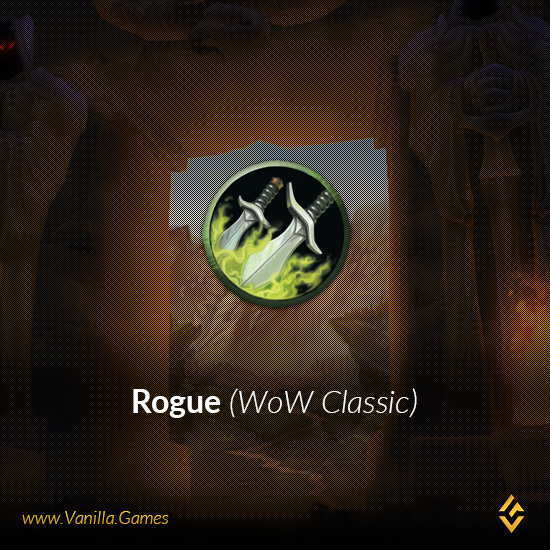 Buy Level 60 Orc Rogue Male Skullflame PvP EU WoW Classic from Gold4Vanilla.com (ID: EUSKL0050)