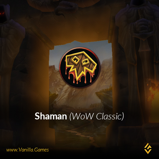 Buy Level 42 Orc Shaman Male Earthfury PvP US WoW Classic from Gold4Vanilla.com (ID: VGS0026)