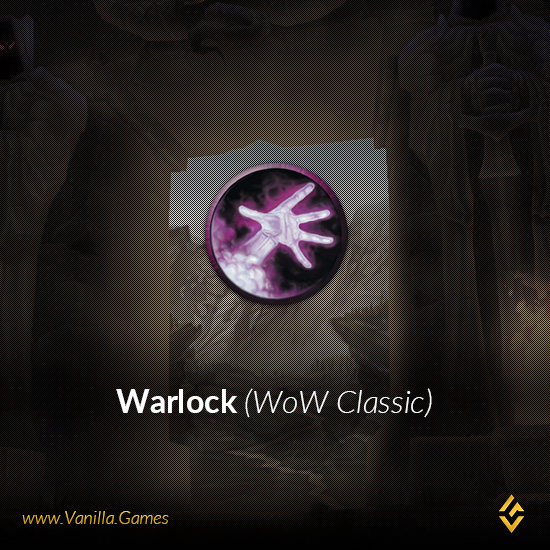 Buy Level 60 Orc Warlock Male Auberdine PvE EU WoW Classic from Gold4Vanilla.com (ID: EUABD0143)