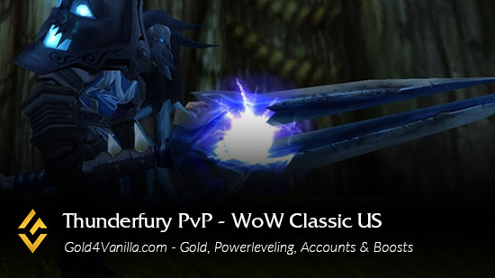 Realm Information for Thunderfury PvP US