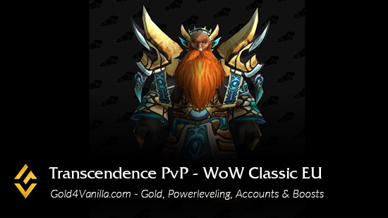 Realm Information for Transcendence PvP EU