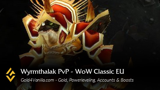 Realm Information for Wyrmthalak PvP EU