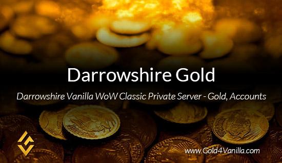 Buy Darrowshire Gold & Accounts