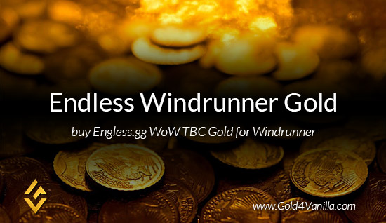 Endless Windrunner Gold