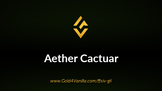 Realm Information for Aether Cactuar - WoW Shadowlands / BFA -