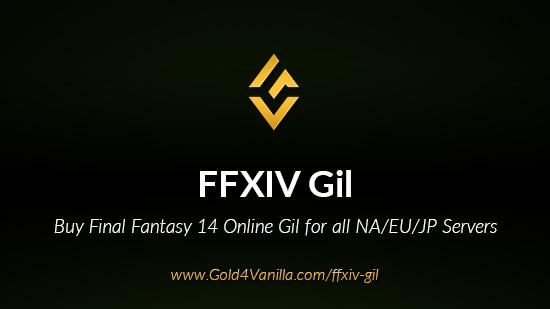Final Fantasy 14 - Buy Gil for FFXIV