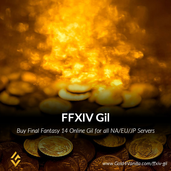 Buy Gil for Final Fantasy 14 Online - FFXIV Gil for All Servers