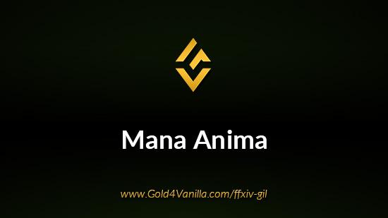 Realm Information for Mana Anima - WoW Shadowlands / BFA -