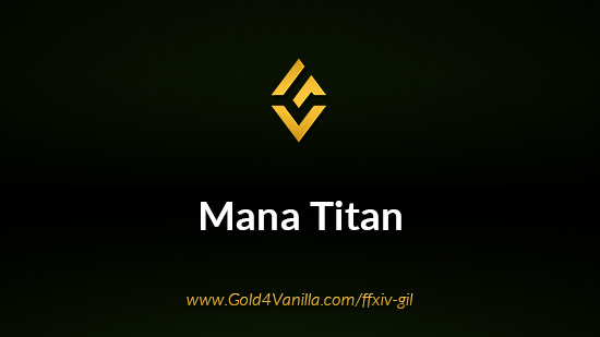 Realm Information for Mana Titan - WoW Shadowlands / BFA -