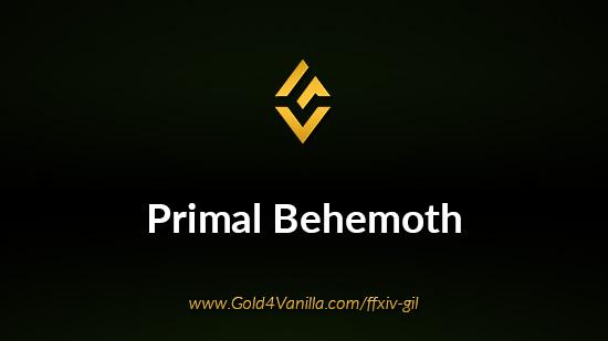 Realm Information for Primal Behemoth - WoW Shadowlands / BFA -