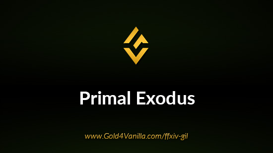Realm Information for Primal Exodus - WoW Shadowlands / BFA -