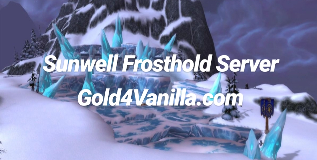 Sunwell Frosthold WotLK Realm Info