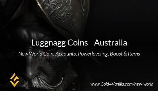 Luggnagg Coins. Buy New World Luggnagg Gold Coins. NW Luggnagg Coin and level 60 accounts for sale.