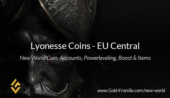Lyonesse Coins. Buy New World Lyonesse Gold Coins. NW Lyonesse Coin and level 60 accounts for sale.