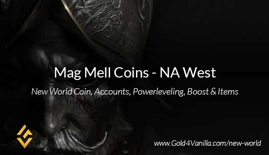 Mag Mell Coins. Buy New World Mag Mell Gold Coins. NW Mag Mell Coin and level 60 accounts for sale.