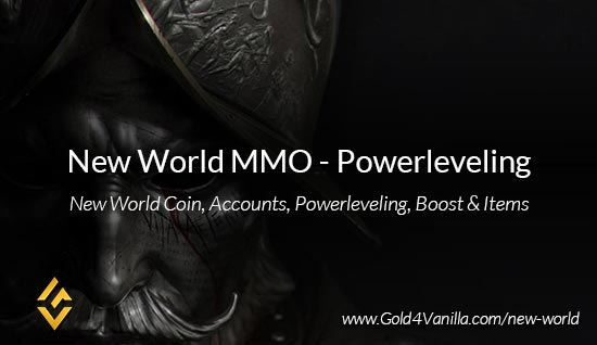 New World Powerleveling Boost Services