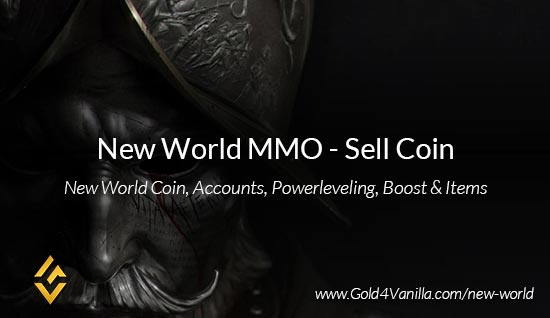 New World Sell Coin