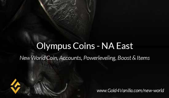 Olympus Coins. Buy New World Olympus Coins. NW Olympus Coin and level 60 accounts for sale.