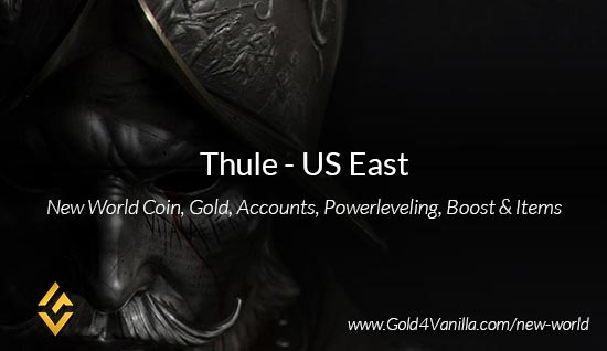 Thule Coins. Buy New World Thule Gold Coins. NW Thule Coin and level 60 accounts for sale.