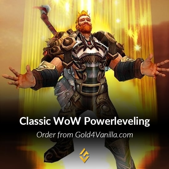 Powerleveling for WoW Classic