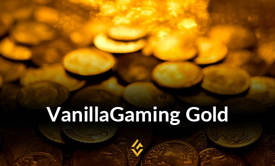 buy gold for the VanillaGaming x15 realm