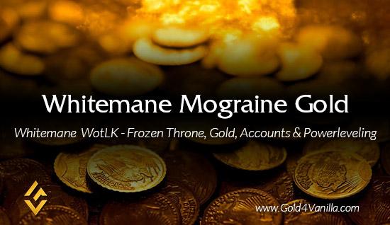 Buy Whitemane Mograine Gold & Accounts